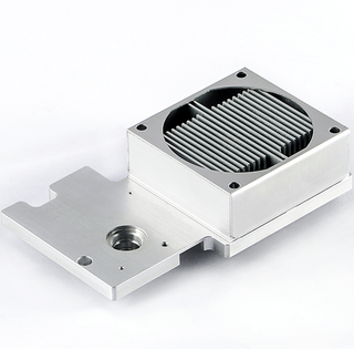 Heat sink for electronic components made by Shunho metal sollutions