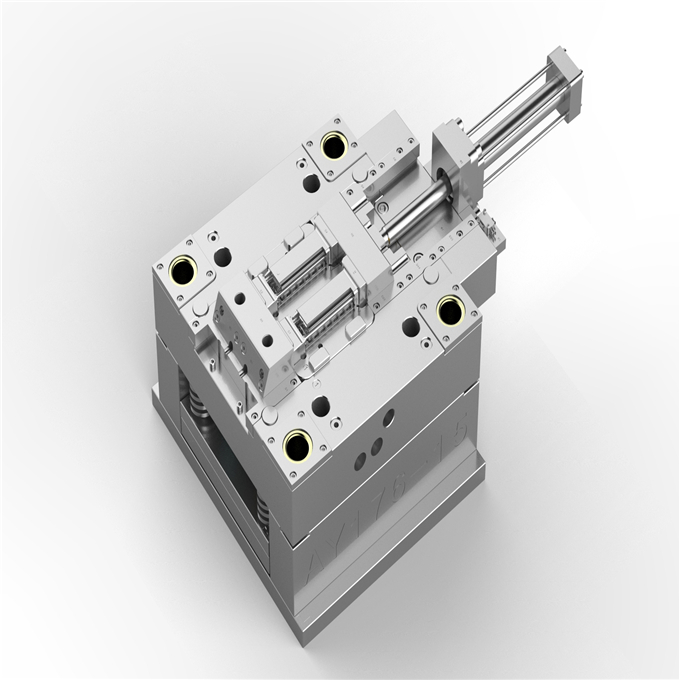 Injection molding tool made by Shunho plastic solutions in China