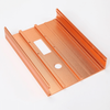 Aluminum extrusion profiles made by Shunho metal solutions