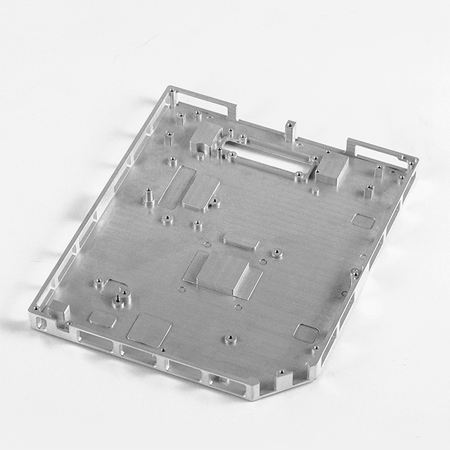 Precision cnc machining for 6061 t6 aluminum sheet part